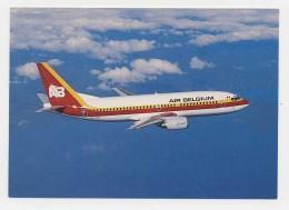 AI78 Aviation - Air Belgium Boeing 737-3 Q 8 - 1946-....: Modern Era