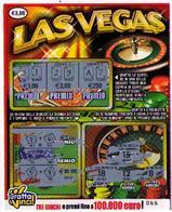 GRATTA E VINCI  - LAS VEGAS - DA €3.00 - USATO (nota Retro Diverso) - Lottery Tickets
