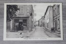 CELLES SUR BELLE (79) - LA GRANDE RUE - Celles-sur-Belle