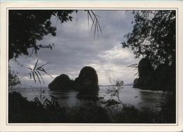 Tailandia - Thailand -Volcanic Rock Monoliths Spectaculat Coastline - Tailandia