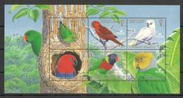 X873 SOLOMON ISLANDS FAUNA BIRDS 1KB MNH - Perroquets & Tropicaux