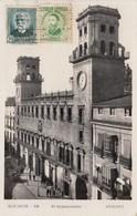 Alicante - El Ayuntamiento 1934 - Alicante