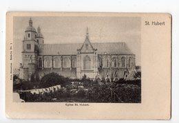 NELS Série 74 N° 1 - SAINT - HUBERT  -  église St Hubert - België