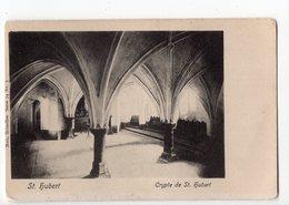 NELS Série 74 N° 5 - SAINT - HUBERT  -  Crypte St Hubert - Belgique