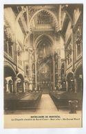 La Chapelle Absidale Du Sacre-Coeur Notre-Dame De Montreal - Montreal