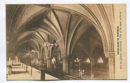 Une Des Galeries Superieures Notre-Dame De Montreal - Montreal
