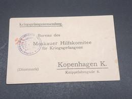 ALLEMAGNE - Enveloppe Pour Le Danemark En Franchise - L 17295 - Covers & Documents