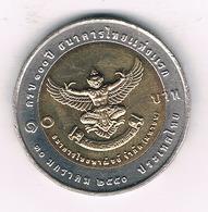 10 BAHT ? THAILAND /2836G/ - Thailand