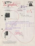 Liège - Le Téléphone Filiale De Frankfurt 1916 (Riches Illustrations) - 1900 – 1949