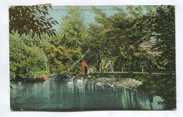 The Duck Pond Public Gardens Halifax Nova Scotia - Halifax