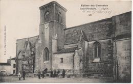CPA ( St Porchaire -  L'Eglise ) - Sonstige Gemeinden
