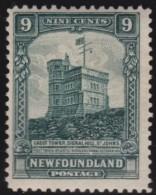 Newfoundland     .    SG   .      171      .   *      .     Ongebruikt      .    /   .   Mint-hinged - Newfoundland