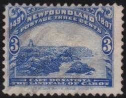 Newfoundland  .    SG   .     68       .       O      .  Gebruikt      .    /   .   Cancelled - Newfoundland