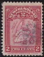 Newfoundland  .    SG   .      94     .       O      .  Gebruikt      .    /   .   Cancelled - 1908-1947