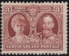 Newfoundland  .    SG   .      166      .       O      .  Gebruikt      .    /   .   Cancelled - Newfoundland