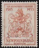 Newfoundland  .    SG   .      238       .       O      .  Gebruikt      .    /   .   Cancelled - Newfoundland