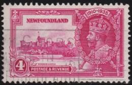 Newfoundland  .    SG   .      250      .       O      .  Gebruikt      .    /   .   Cancelled - Newfoundland