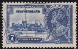 Newfoundland  .    SG   .      252      .       O      .  Gebruikt      .    /   .   Cancelled - Newfoundland