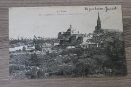 CARMAUX (81) - L'EGLISE ET L'HOTEL DE VILLE - Carmaux