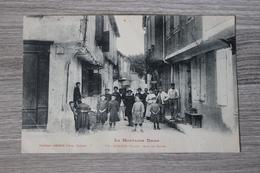 SOREZE (81) - RUE DE REVEL - LA MONTAGNE NOIRE - France