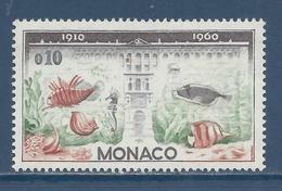 Monaco - YT N° 527 - Neuf Sans Charnière - 1960 - Neufs