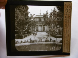 ESPAGNE MADRID CASINO SUPERBE PHOTO PLAQUE DE VERRE  10 X 8.5 - Glass Slides