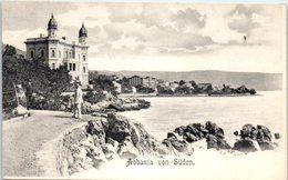 CROATIE -- Abbazia - Kroatien