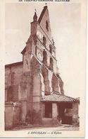 BOUILLAC- ( 82 ) - L'eglise - Sonstige Gemeinden