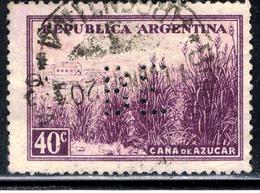 ARG 542 // Y&T 378 (PERFORÉ) // 1935 - Argentina