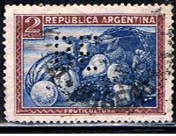 ARG 543 // Y&T 381 (PERFORÉ) // 1935 - Argentina