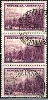ARG 544 // Y&T 378 X 3  // 1935 - Argentina