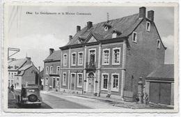 OLNE (4877) Maison Communale Et Gendarmerie  ( SAFIMI ) - Olne