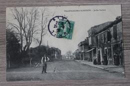 VILLEFRANCHE D'ALBIGEOIS (81) - JARDIN GAUBERT - Villefranche D'Albigeois