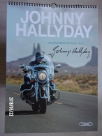 Johnny Hallyday - Calendrier 2017 - Other Products