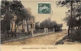 80-CAYEUX-SUR-MER- BRIGTON, VILLA DES PINS - Cayeux Sur Mer