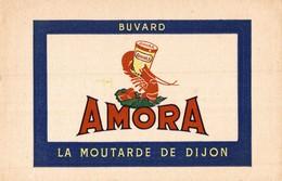 MOUTARDE AMORA - Blotters