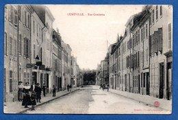 Lunéville  -- Ruie Gambetta - Luneville