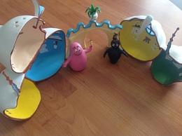 La Maison De Barbapapa + 2 Figurines - Autres