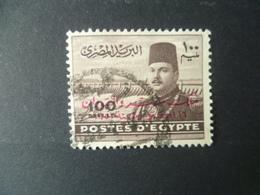 TIMBRE  EGYPTE   N° 302   OBLITERE - Egypt