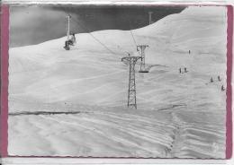 74.- LE TOUR .- Le Télésiege Charamillon Col De Balme - France