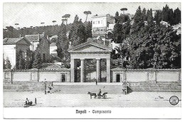 NAPOLI - CAMPOSANTO - Carrozza - Napoli
