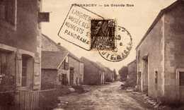 PERRANCEY  La Grande Rue - France