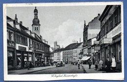 St Ingbert -  Kaiserstrasse - Saarpfalz-Kreis