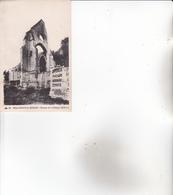 CPA 27 BEAUMONT-LE-ROGER ,Ruines De L'Abbaye. ( XII°s.) - Beaumont-le-Roger