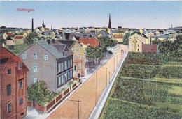 Cpa,Allemagne,HATTINGEN,the  City,Rhénanie Du Nord,westphalie,Ennepe-ru Hr,arnsberg,rare - Arnsberg