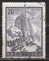 Argentina 1955 - Mount Fitz Roy (3375 M), Los Glaciares National Park - Montagne   Paesaggi   Parchi Nazionali - Argentina