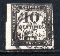 N° 2 - 1859 - 1859-1955 Oblitérés