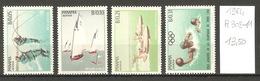 Panama, 1964, Sports Nautiques - Panama