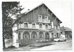CPSM HOTEL RESTAURANT DU MOUTIER DES FEES, COL DE GROSSE PIERRE, DIRECTION : AMET - LEDUC, VOSGES 88 - France