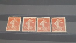 LOT 398922 TIMBRE DE FRANCE NEUF**  LUXE N°134 - France